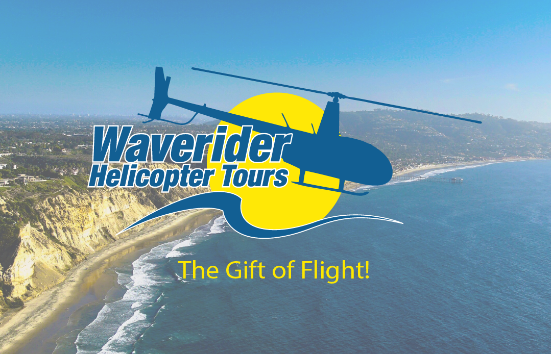 Helicopter Tours Gift Card