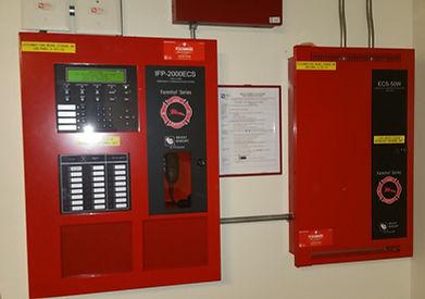 Fire alarm system, fire alarm