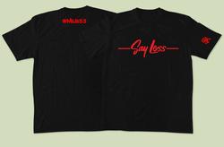 SR Say Less (Black)