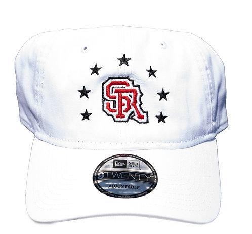Sportygal White Star Hat