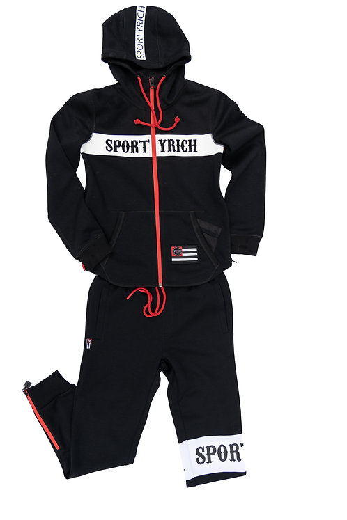 Youth Boy's Track Jacket & Pant