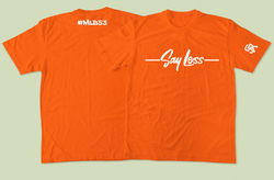 SR Say Less (Orange)