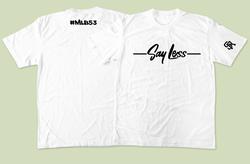 SR Say Less (White)