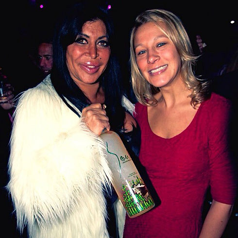 #tbt Big Ang from VH1 Mob Wife's & Tara