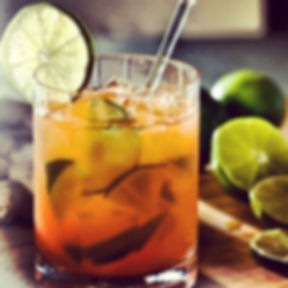 Soul Ginger Caipirinha. For all recipes