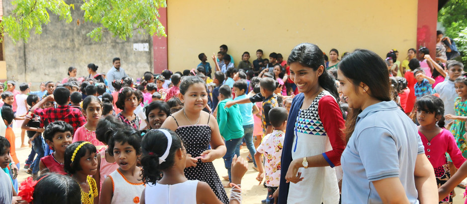 Library needs donation on Children's Day