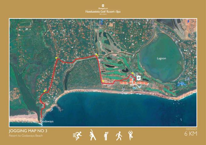 Jogging Route Three