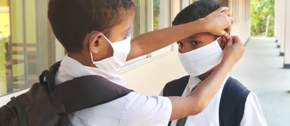 Linens for life: Face Mask Program