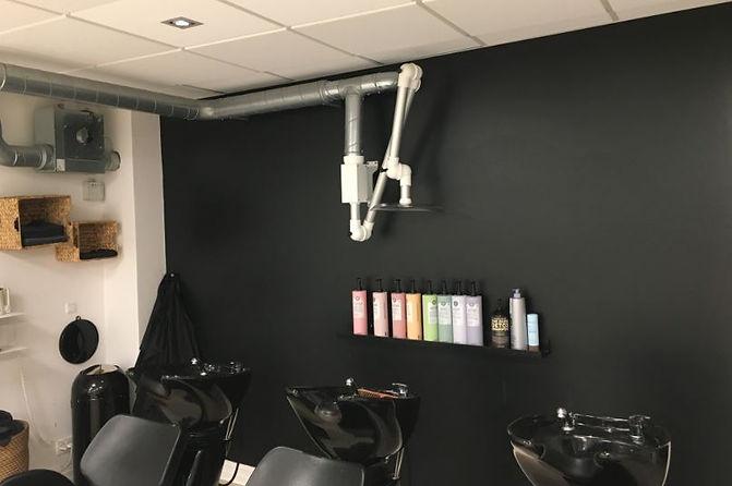 Frisørudsugning til din frisørsalon vi har alle modeller fra alsident