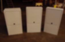fjernvarmeskab i nyt design