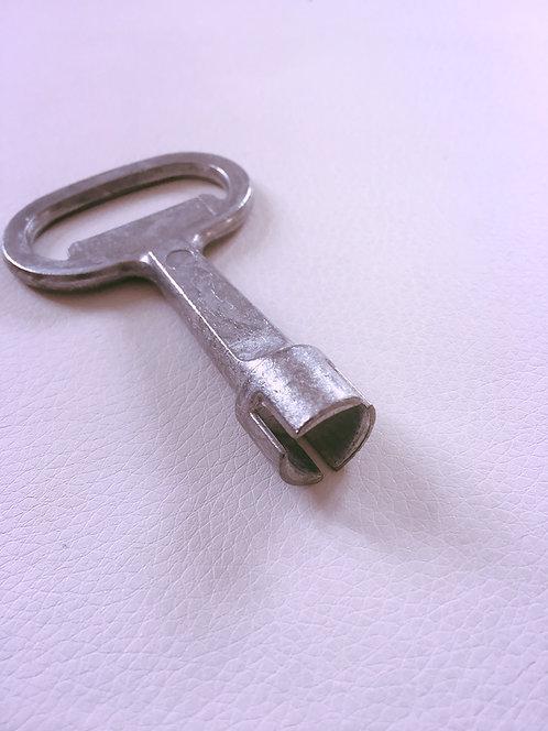 Nøgle til gasskab 12,5mm trekant anvendes i Hovedstaden