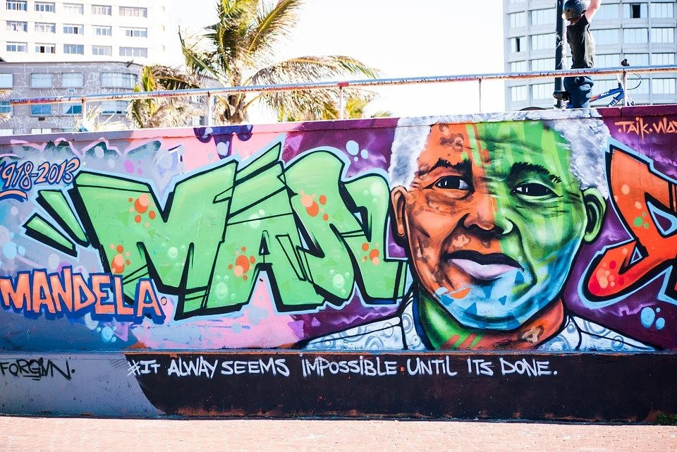 Nothing ever seemed impossible for Madiba.