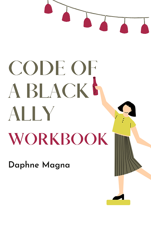 Code of a Black Ally Workbook