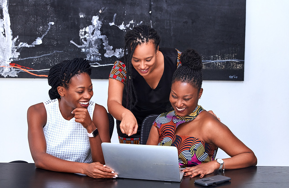 Black woman leadership professionals