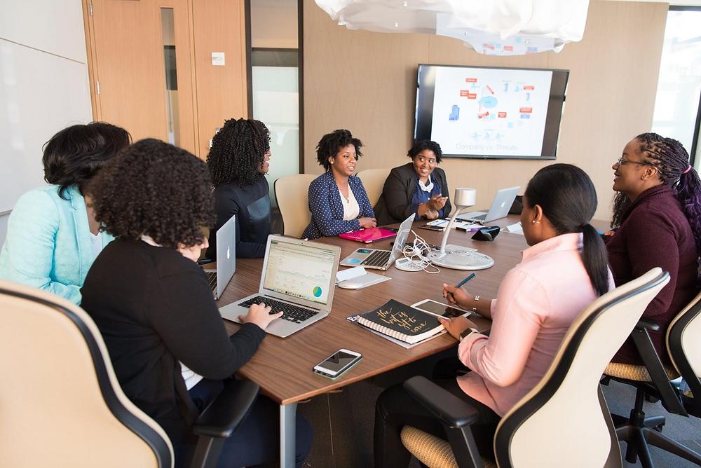 Black women in leadership