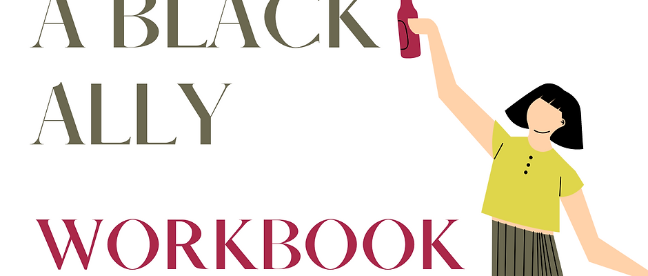 Code of a Black Ally 8 wk Course