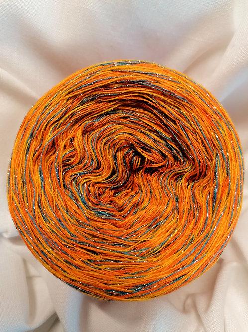 Twister Orangen Cocktail mit Dinalux