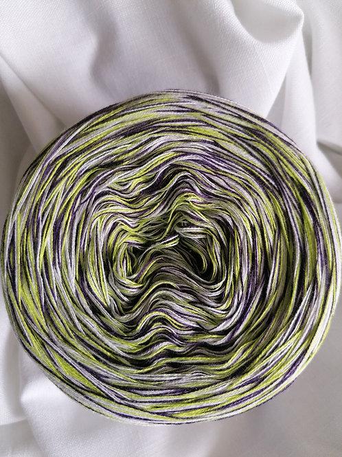 Twister Aubergine ohne Verlauf