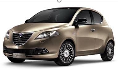 Lancia ypsilon Gold Oro DFN 0