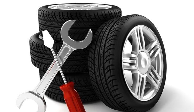 Sostituzione 4 pneumatici completi