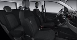 Panda Lounge grigio scuro 5
