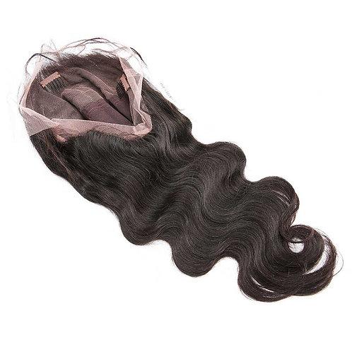 Virgin Brazilian Full Lace Wig