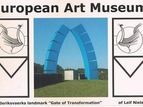 European Art Museum, Frederiksvaerk, Denmark