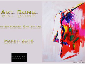 International Art Rome Exhibition