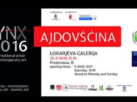Lokarjeva Galerija, Ajcovscina, Slovenia