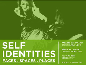 Exhibition SELF IDENTITIES