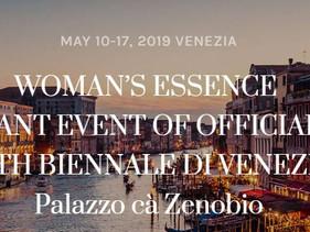 Woman's Essence 2019, Venice, Italy