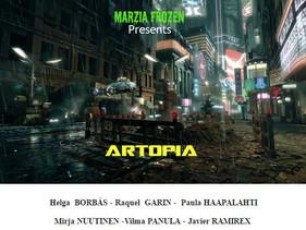 ARTOPIA Exhibition, Berlin, Germany