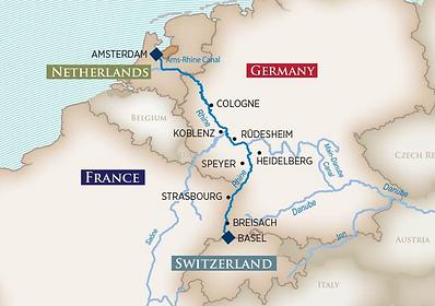 Plan a River Cruise