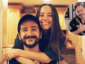 Ricardo Montaner mandó un lindo mensaje a Evaluna y Camilo por su primer aniversario