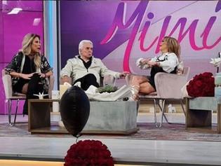 Esta presentadora contagió de Covid a Alejandra Guzmán durante una entrevista en su programa