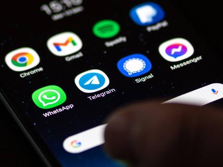 Telegram bate récords y supera los 500 millones de usuarios