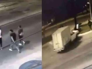 Víctima de robo atropelló a sus asaltantes en Jalisco, México (VIDEO