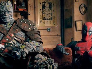 Deadpool sorprende en lo que parece ser su primer vistazo en el Universo de Marvel