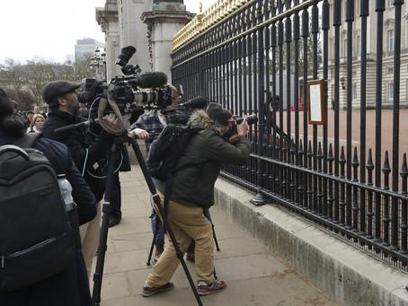 """Quejas contra la BBC por """"cobertura excesiva"""" de Felipe"""