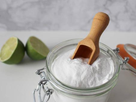 5 increíbles usos del bicarbonato de sodio con limón