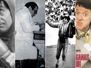 Boxeador amateur, fotógrafo, ingeniero y médico : Los desconocidos oficios anteriores de los protago