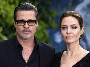 Angelina Jolie dice tener pruebas de violencia doméstica contra Brad Pitt