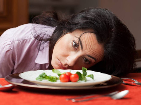 No se torture para perder peso: Aliméntese intuitivamente
