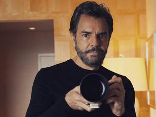 Eugenio Derbez le 'reclama' a Enchufe.tv por usar su imagen en la película 'Misfit'