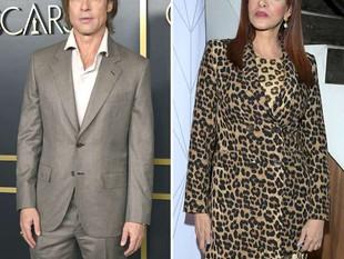 "Lucía Méndez: ""me decepcioné"" cuando conocí a Brad Pitt"