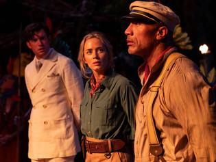 Emily Blunt recrea sueños de su infancia en la película Jungle Cruise, con Dwayne Johnson 'The Rock'