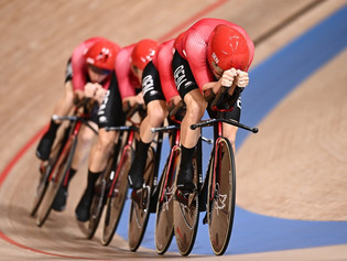 Acusan a equipo danés de ciclismo de hacer trampa en Juegos Olímpicos