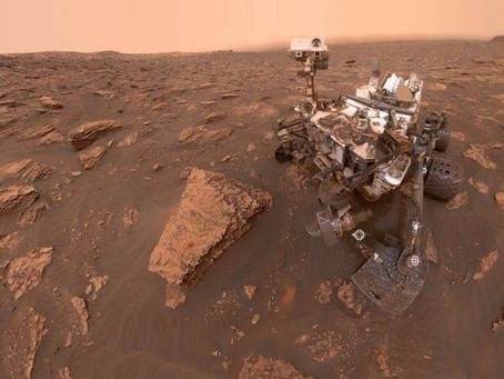7 fantásticos hallazgos de Curiosity, el vehículo de la NASA que lleva 3.000 días marcianos exploran