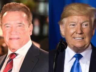 """Arnold Schwarzenegger critica a Donald Trump como el """"peor presidente de la historia"""""""