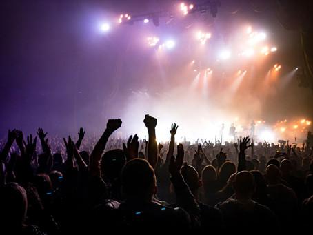 Un concierto piloto con más de 5.000 personas, sin distanciamiento ni mascarillas